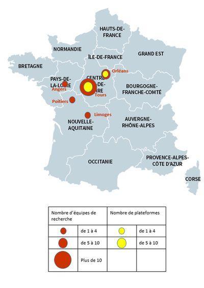 Implantation régionale FéRI